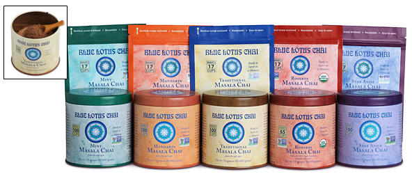 Blue Lotus Chai Co. - Chai Products