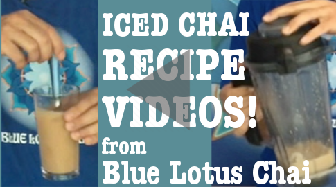 Watch our playlist of Iced Chai recipe videos!