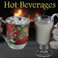 Welcome in the spirit of the holidays…with these 2 beverage recipes -- virgin or alcoholic…your choice! -- Hot Thai Chai OR Blue Lotus Chai Nog.