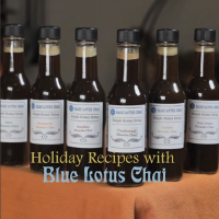 Here are instructions on how to make our set of six simple syrups: 