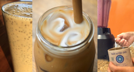 ICED CHAI Recipes With Blue Lotus Chai ! Download our ebook !